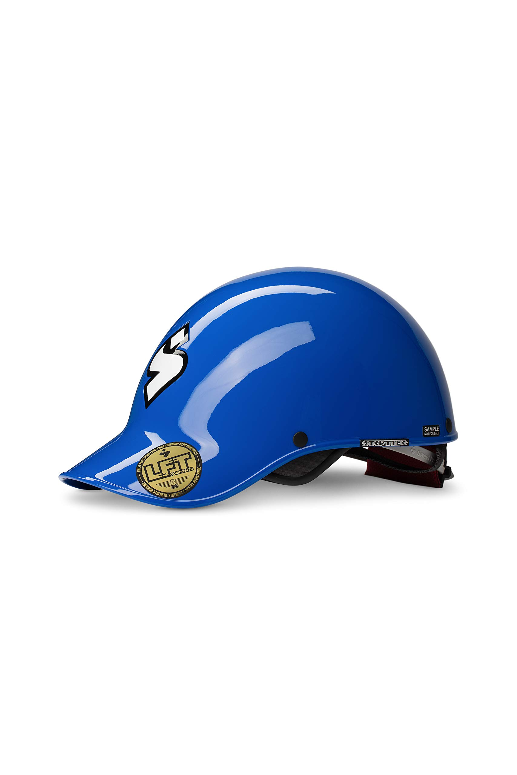 Sweet Protection Strutter Paddle Helmet, Race Blue, ML by Sweet Protection