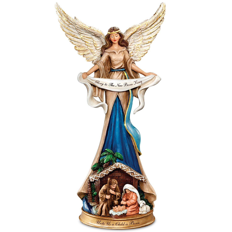 Amazon angel figurines