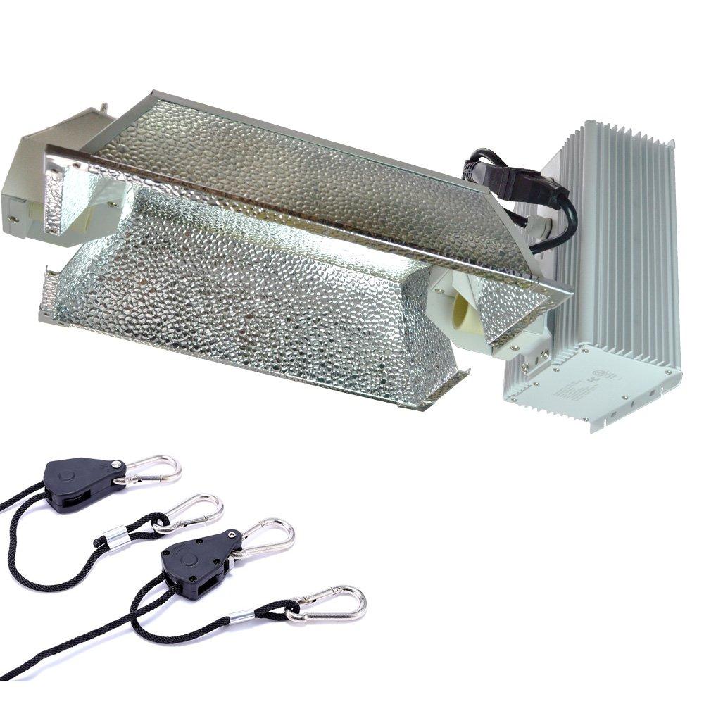 Vegelumax CMH 630 Watt Grow Light, Ceramics Metal Halide Lamp ,Double Ended 315W 2 PGZ18