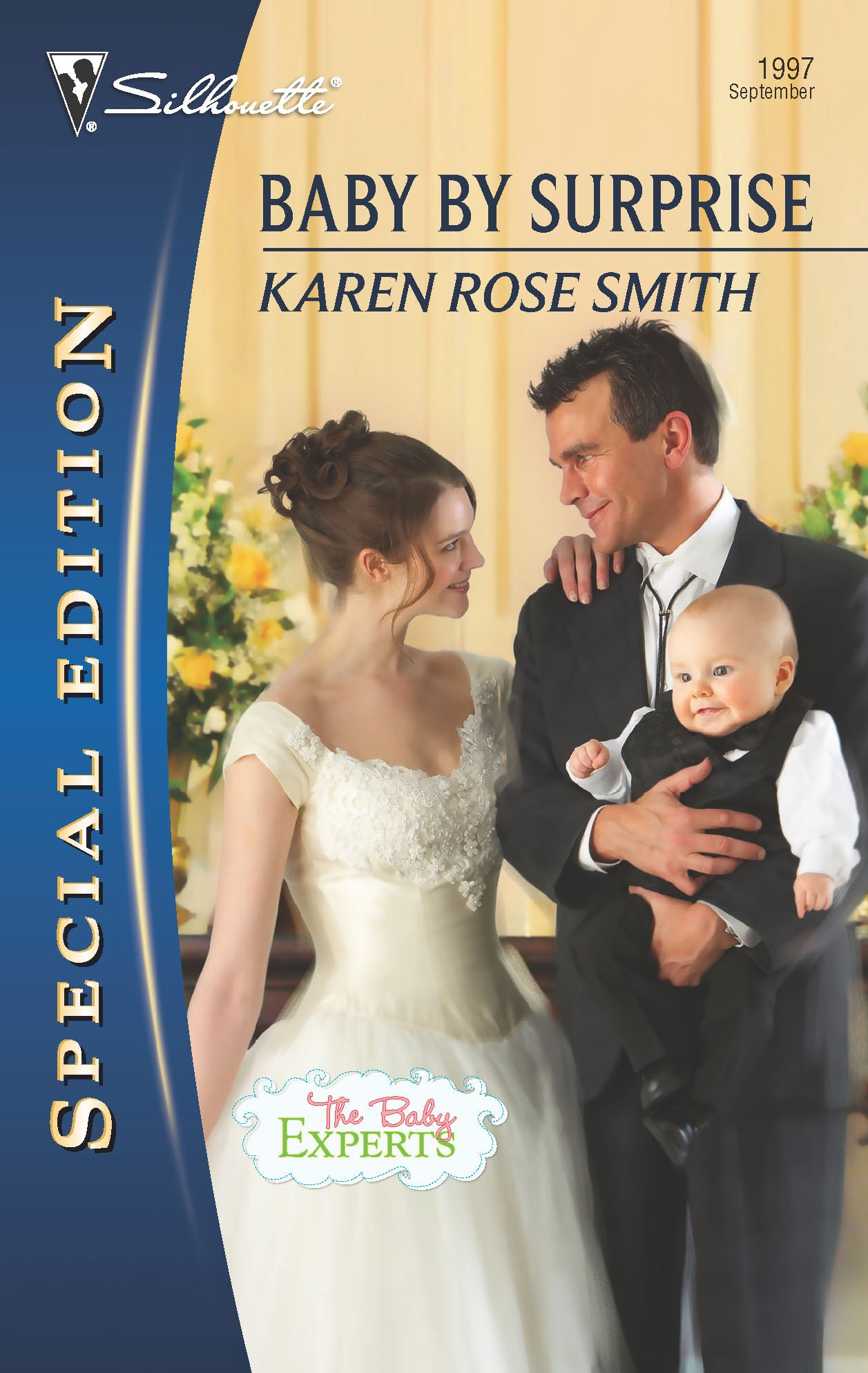 Baby By Surprise (Silhouette Special Edition, No. 1997 / The Baby Experts) PDF