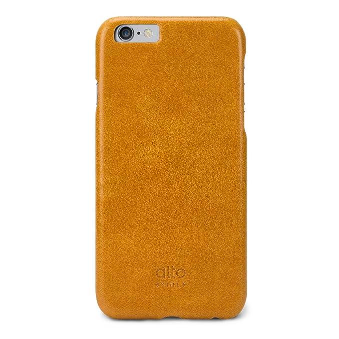 online store 7a251 7a188 Amazon.com: alto Handmade Premium Italian Leather Case for Apple ...