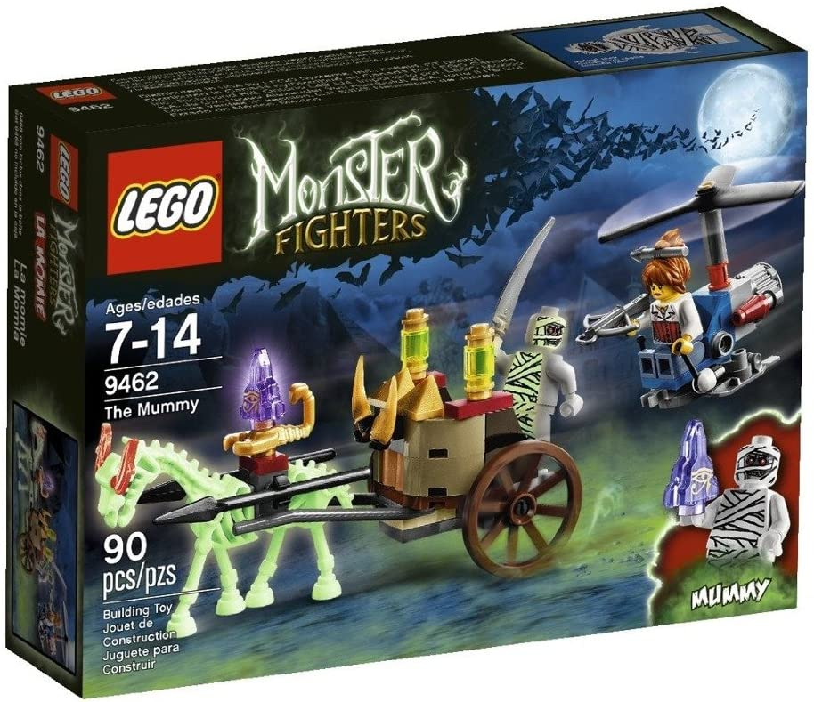 LEGO Monster Fighters The Mummy 9462