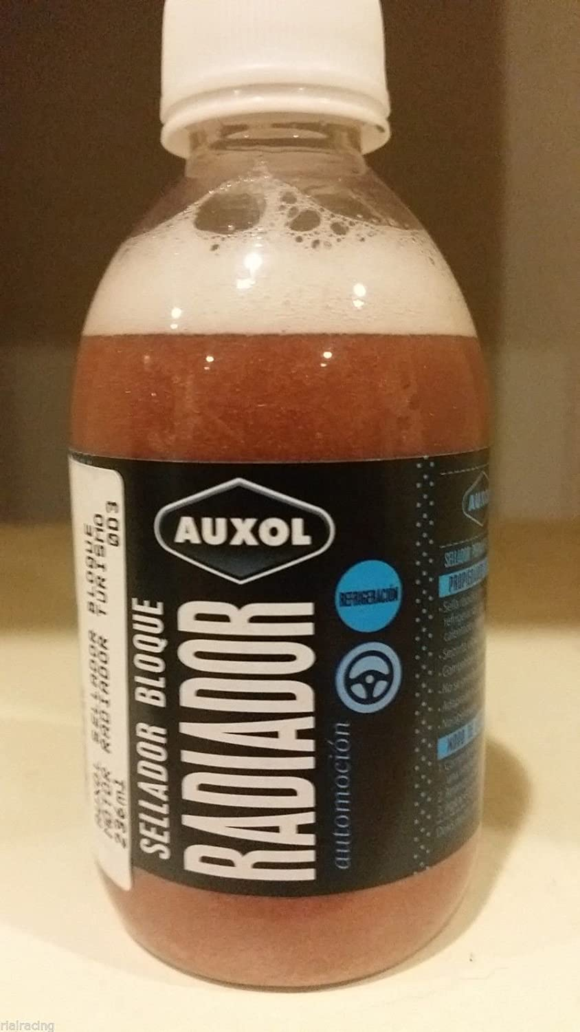 auxol 17822323 Sellador Permanente Bloque-Radiador: Amazon.es ...