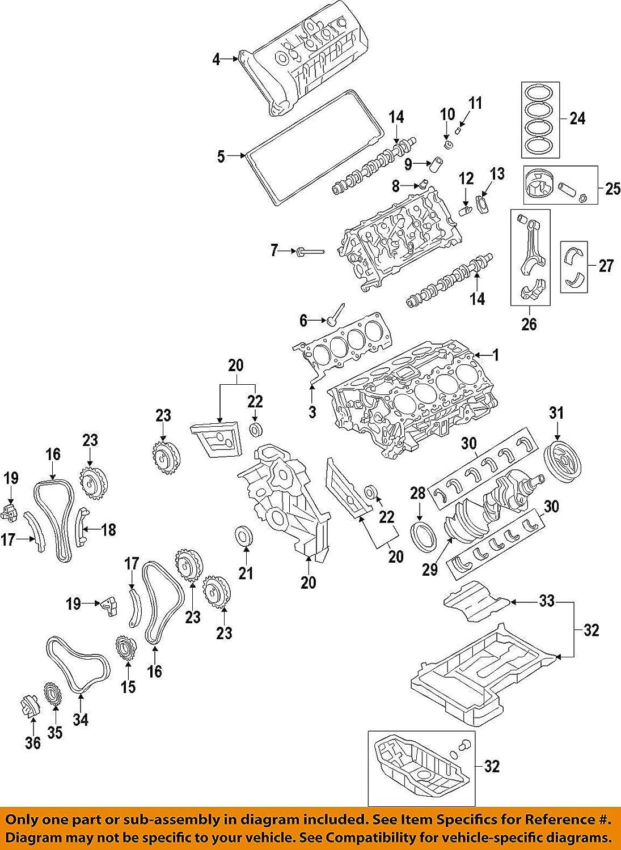 Genuine Hyundai 23040-3F972 Piston Ring Set