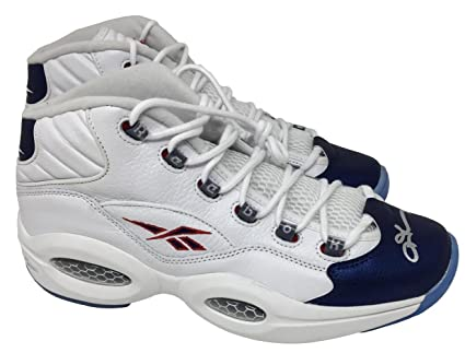 456e10c78033 Signed Allen Iverson Ball - Reebok Shoes WP920571 - JSA Certified -  Autographed NBA Sneakers