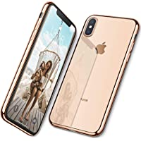 DTTO Lightening Series Clear Case for iPhone XS Max (several colors)
