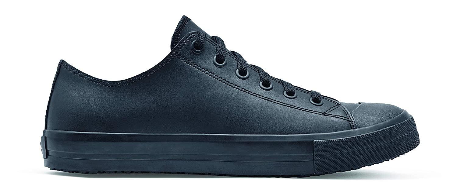 Shoes for Crews DELRAY Mens Casual Leather Shoe