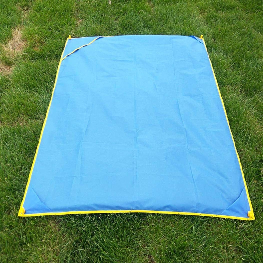 HOTUEEN Picnic Mats Waterproof Outdoor Tents Lawn Mats Outing Picnic Cloth Cots