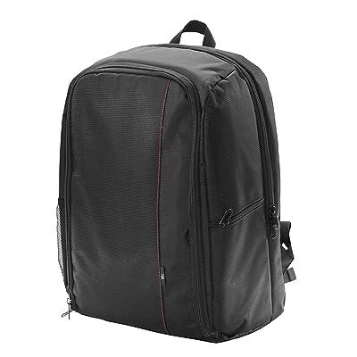 Liobaba Backpack Shoulder Bag Travel Storage Bag Carrying Case Compatible for Parrot Bebop 2.0: Garden & Outdoor