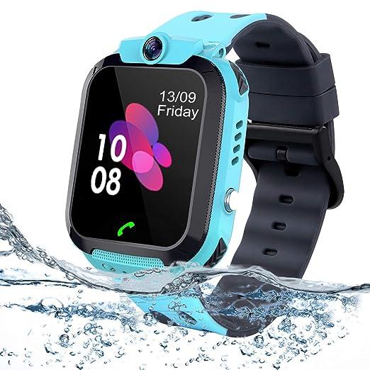 New Watch Smartwatch Niños- Reloj Inteligente Niño Ubicación ...