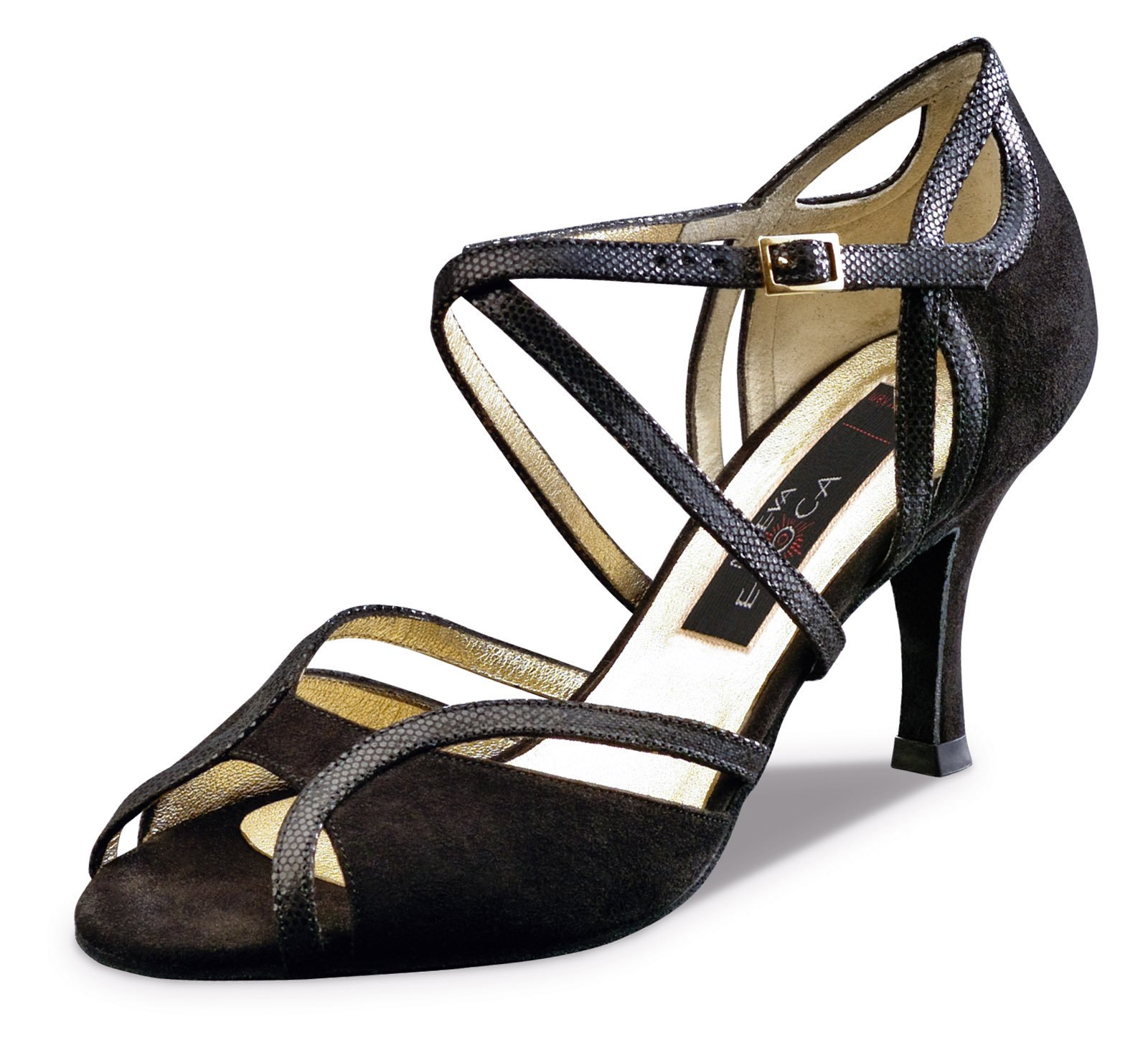 Nueva Epoca Women's Shakira - 3 1/2'' (8.0 cm) Stiletto Heel, 6.5 M US (3.5 UK)