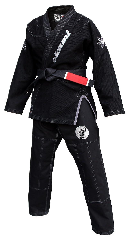 Okami Fight Gear - Ninja Traje de BJJ Gi, Unisex, Ninja ...
