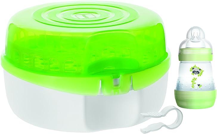 MAM St/érilisateur pour micro-ondes Vert
