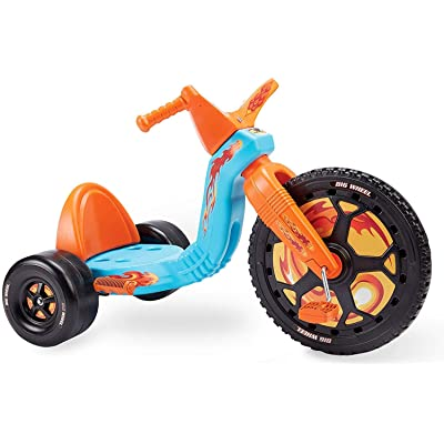 "The Original Big Wheel ""Spin-Out"" Racer 16"" Trike : Childrens Tricycles : Sports & Outdoors"