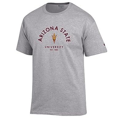 new concept b82aa ee30e Arizona State University ASU Sun Devils Champion Tee Shirt (Small)