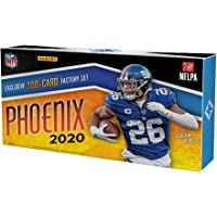 $99 » 2020 Panini Phoenix Football Factory Set - Factory Sealed Box - Football Wax Packs