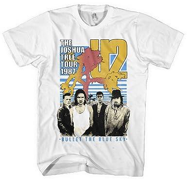 U2 - The Joshua Tree Tour 1987 - Adult T-