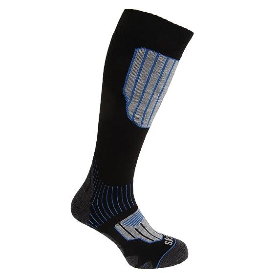 Pertemba Global Calcetines de esquí para hombre (EUR 39-44/Azul)