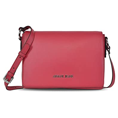 e5033689cbd4 ARMANI DESIGNER WOMEN S LEATHER Sling BAG  Amazon.in  Shoes   Handbags