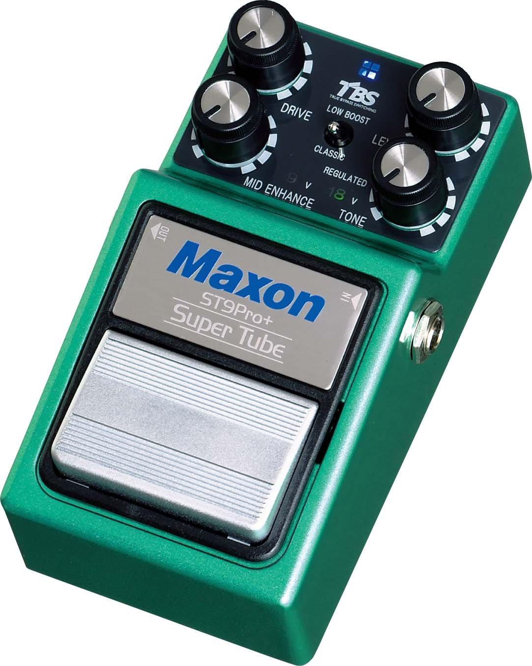 Maxon ギターエフェクター Super Tube ST9Pro+   B00352065E