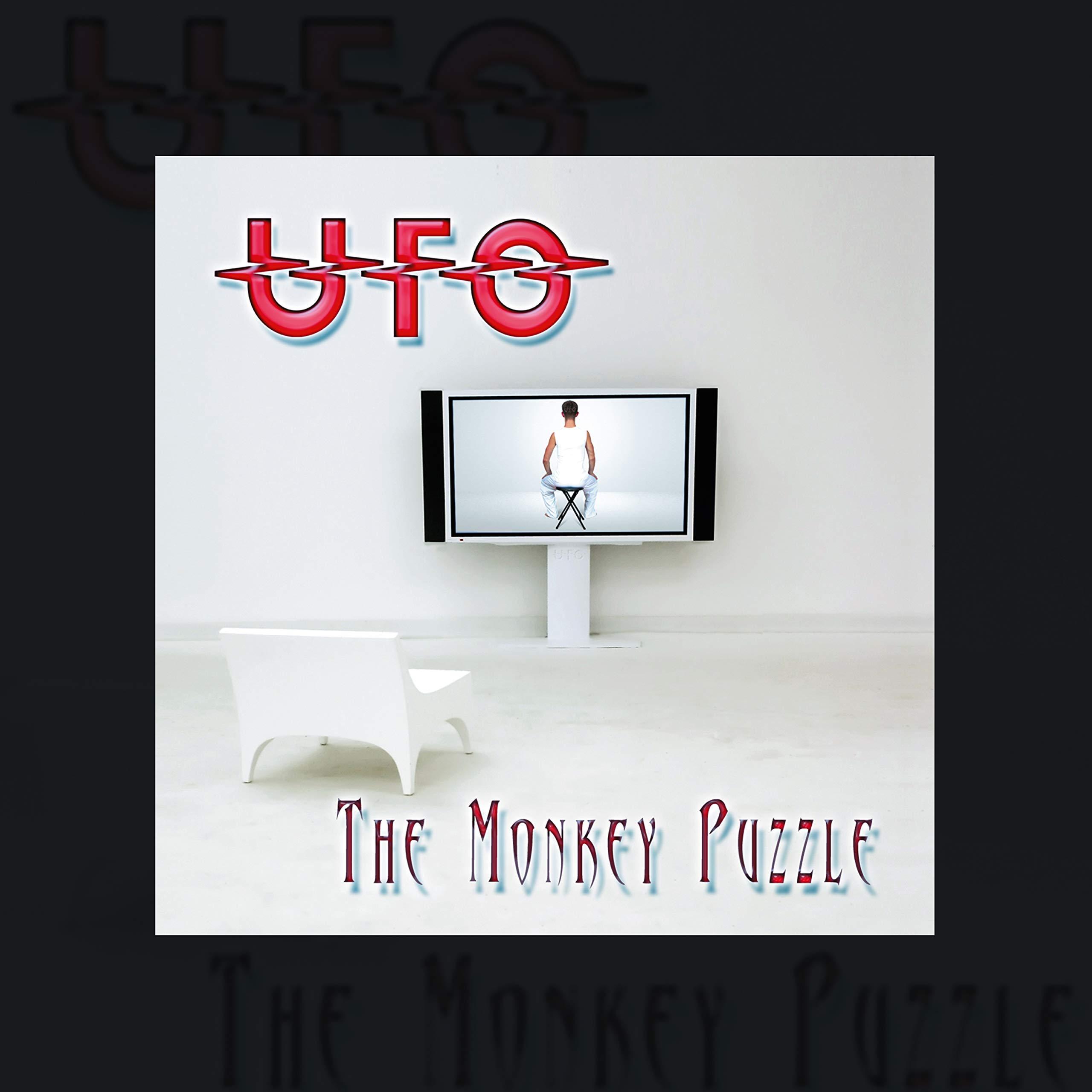 Vinilo : UFO - Monkey Puzzle (LP Vinyl)