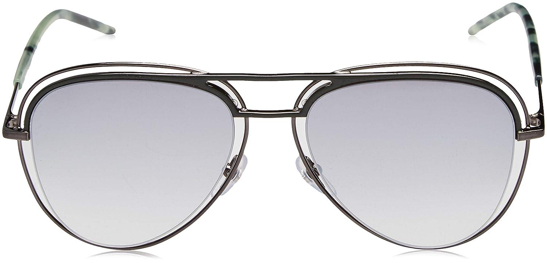 78a432edf5ec Amazon.com: Marc Jacobs Men's Marc7s Aviator Sunglasses, DARK RUTHENIUM, 54  mm: Clothing