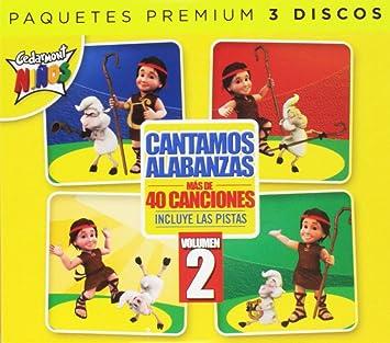 Cedarmont Kids, Cedarmont Niños - Aprendemos Jugando y Cantando Vol.4: Paquetes Premium 3 Discos (Incluye las pistas) - Amazon.com Music