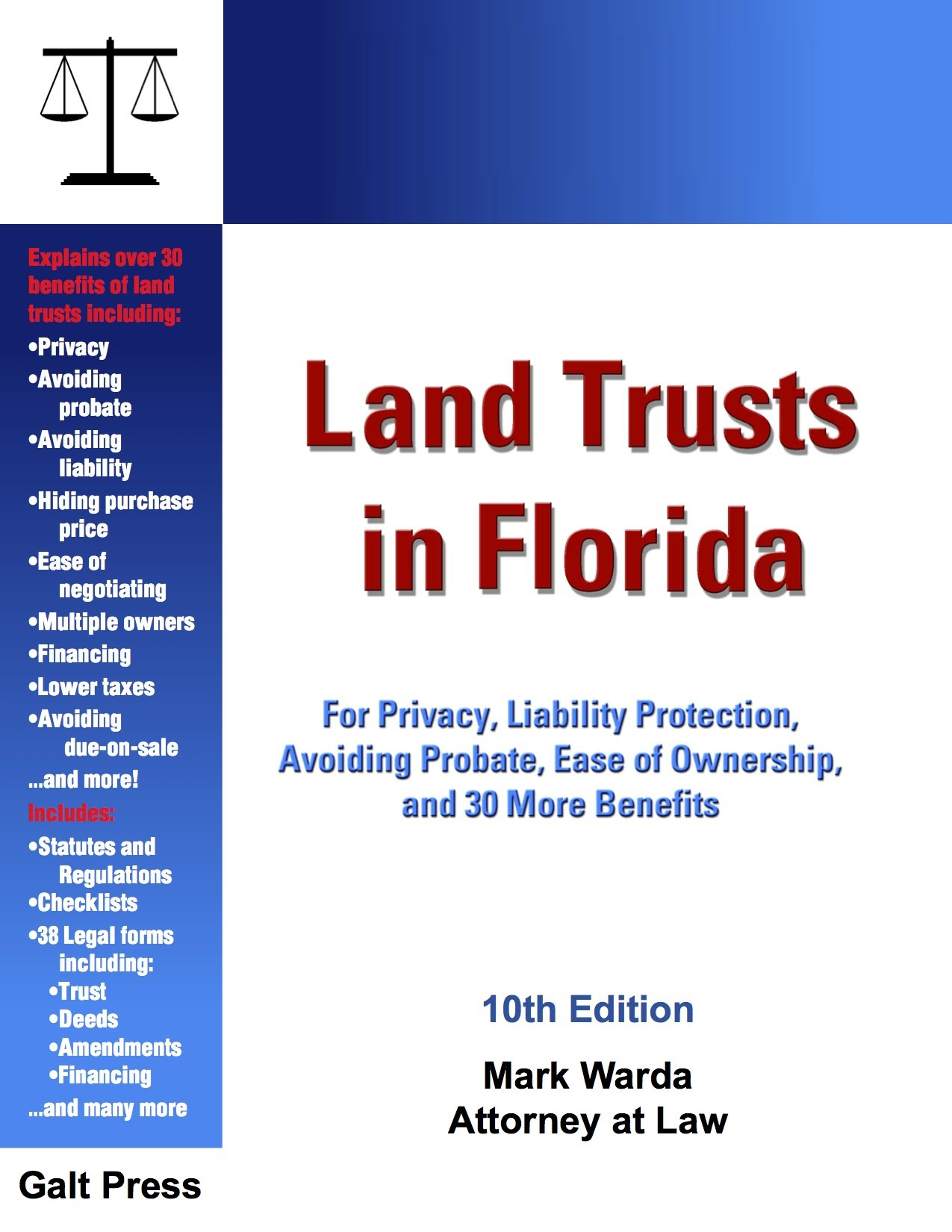 land trusts in florida mark warda 9781888699159 amazon com books