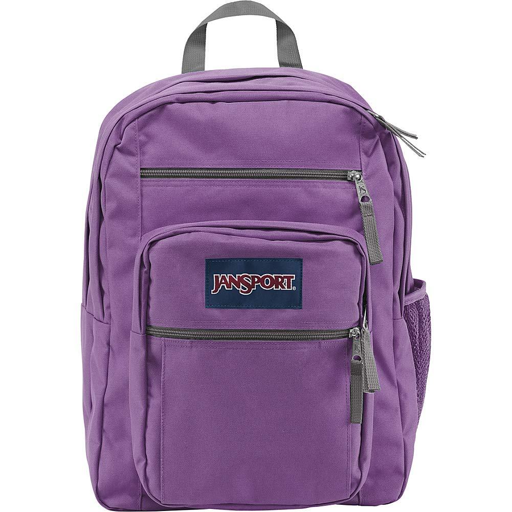 JanSport Big Student Backpack - 17.5'' (Vivid Lilac)