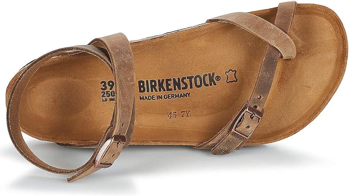 Birkenstock Yara Tabacoo Brown 1011441, Sandales