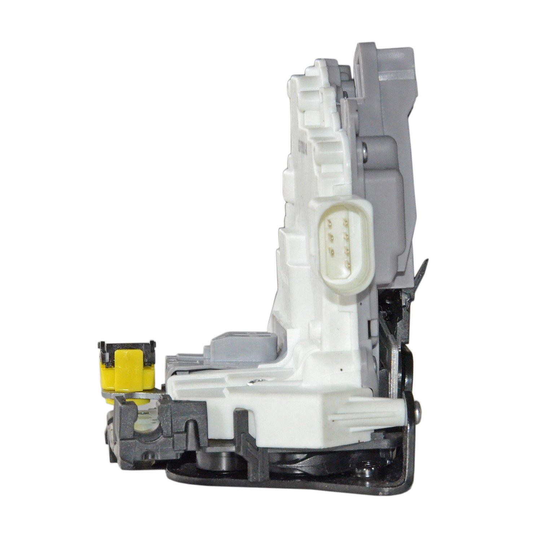 posteriore destro serratura con chiusura centralizzata 1P0839016