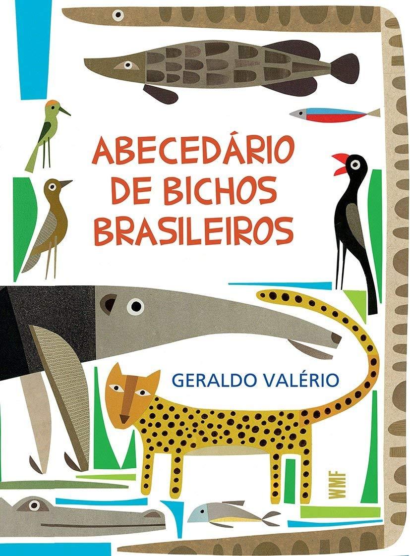 Abecedário de bichos brasileiros | Amazon.com.br