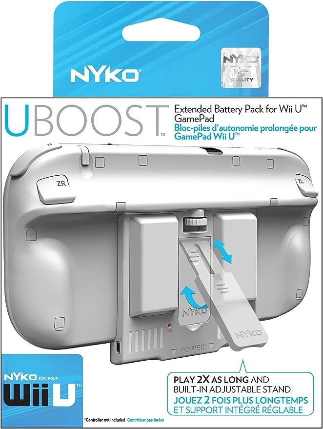 Nyko Uboost - Funda Color blanco: Amazon.es: Electrónica