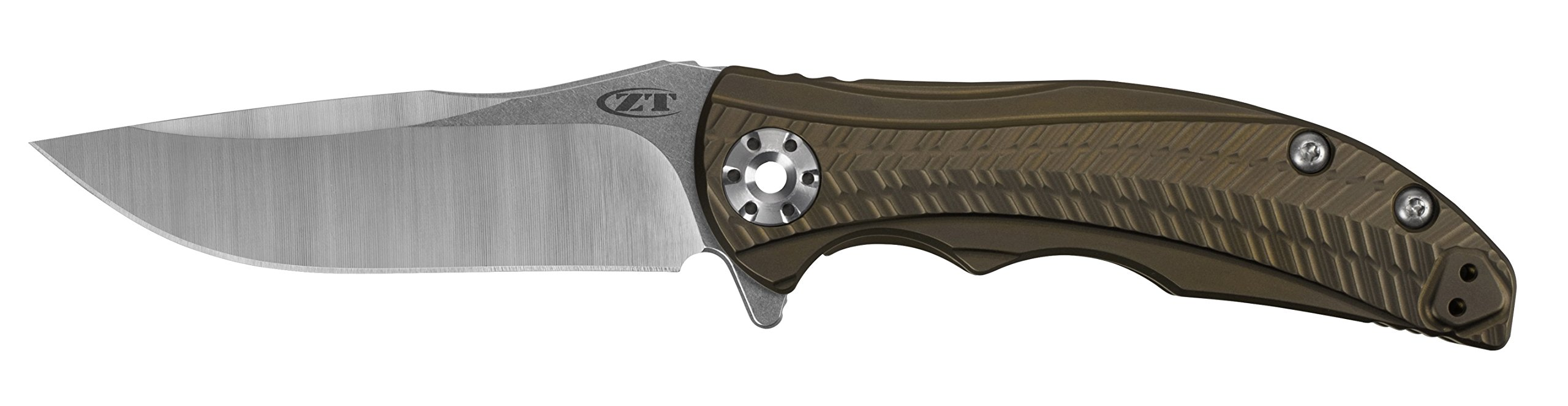 Zero Tolerance Rj Martin Kvt Pocketknives