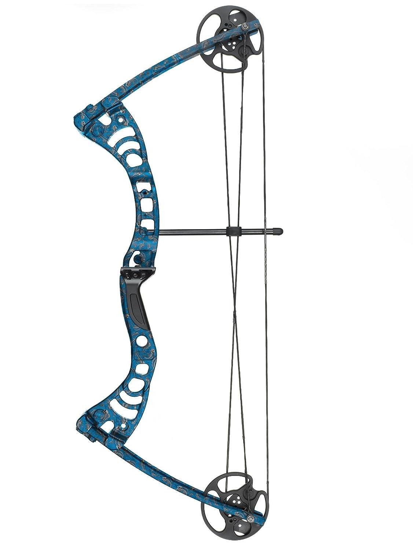 Velocity Archery Fishing Bow, Blue
