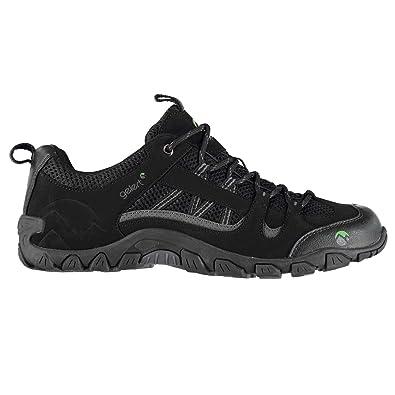 Gelert Herren Rocky Wanderschuhe Outdoor Schuhe Schwarz 9 (43) BRHAz