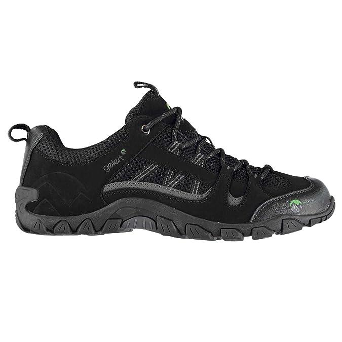 Gelert Herren Rocky Wanderschuhe Outdoor Schuhe Schwarz 9 (43) qzH15GiwhY
