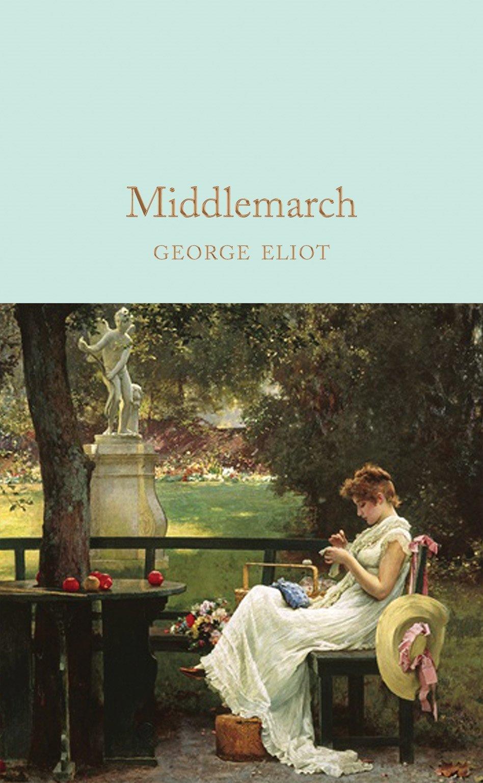 Middlemarch: Eliot, George, Egan, Jennifer: 9781509857449: Books ...