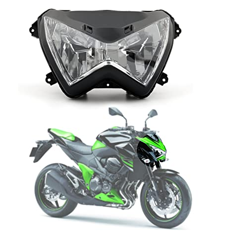 Amazon.com: Areyourshop Front Headlight Headlamp Assembly ...