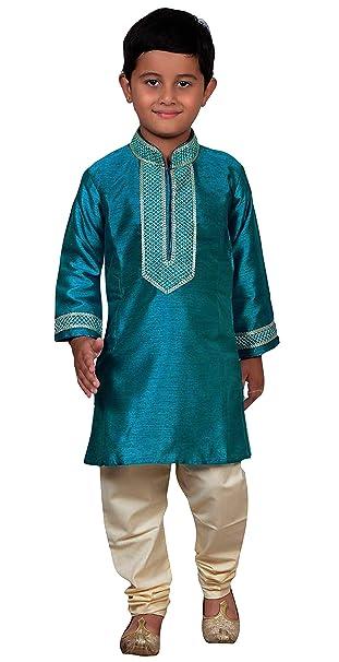 Desi Sarees Chicos Hindúes Pijama Kurta Salwar Kameez Sherwani Elegante  Ropa de La Boda 891 ( 222c93f304c