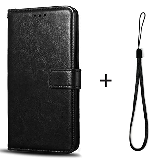 uk availability dba1a d5da6 Amazon.com: Leather Wallet Case for LG Magna H502F H522Y G4c H525N ...