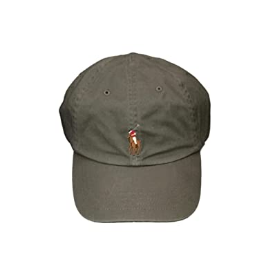 278063f1 Image Unavailable. Image not available for. Color: Polo Ralph Lauren Chino  Baseball Cap Colored Pony One ...