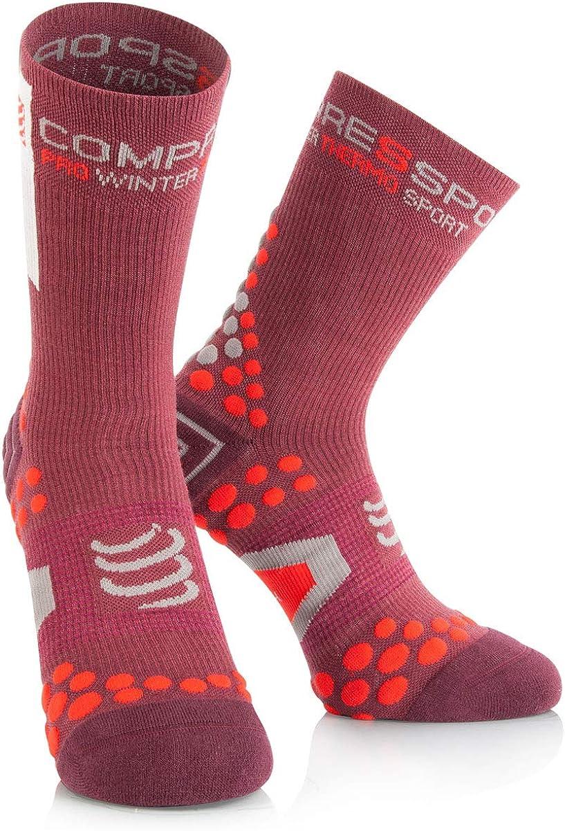 COMPRESSPORT Proracing Socks V2.1 Winter Bike Calze Uomo