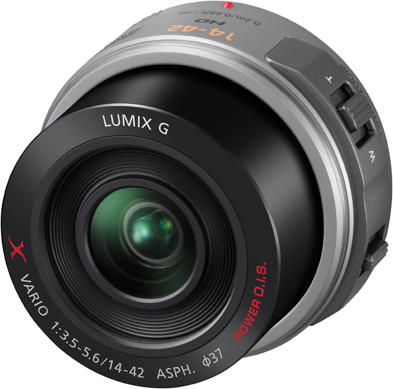 Panasonic Lumix G X Vario Power Zoomobjektiv 14 42 Mm Kamera