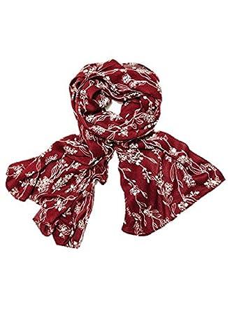 ea7a2227b66f Braintree Hemp - Ensemble bonnet, écharpe et gants - Femme Marron rouille Taille  unique