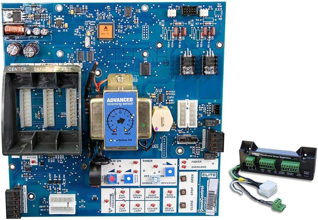 Elite Q019 Circuit Board