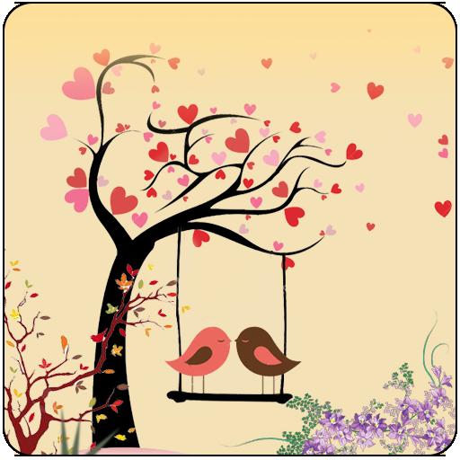Love Birds - Clip Art LWP