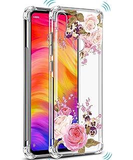 Amazon.com: Case compatible Xiaomi Redmi Note 7 Pro Thin ...