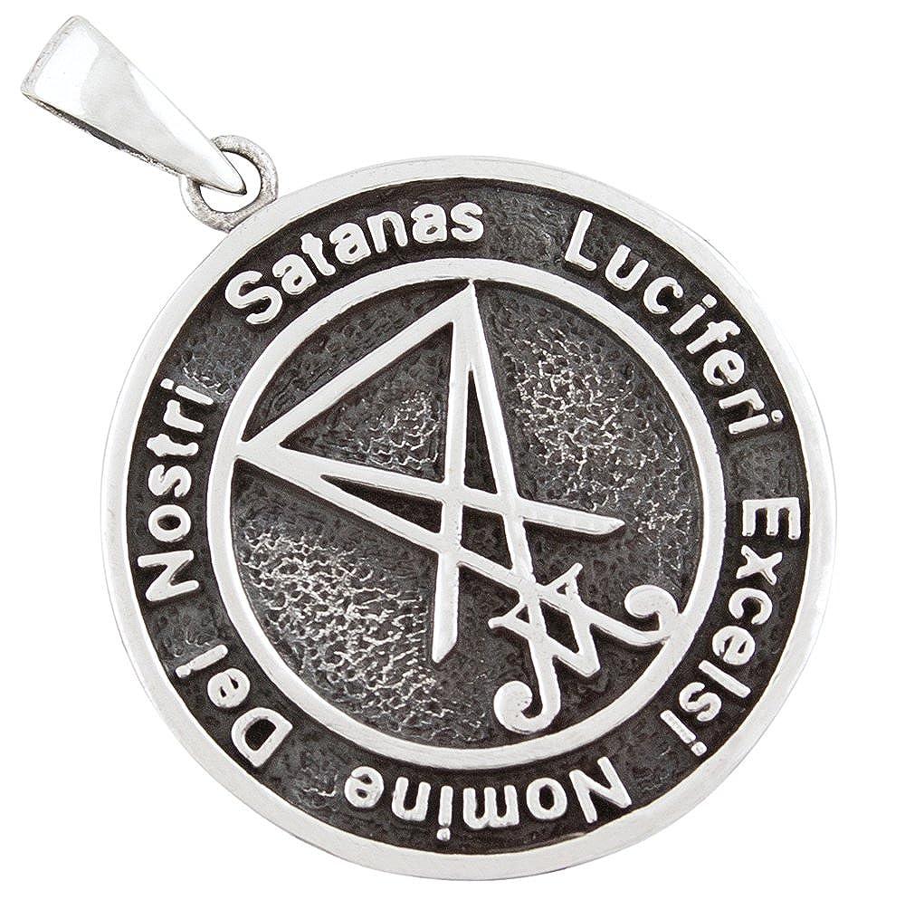 AFP Anhänger Lucifer 925 Sterling Silber AS-622 AFP-Schmuckdesign
