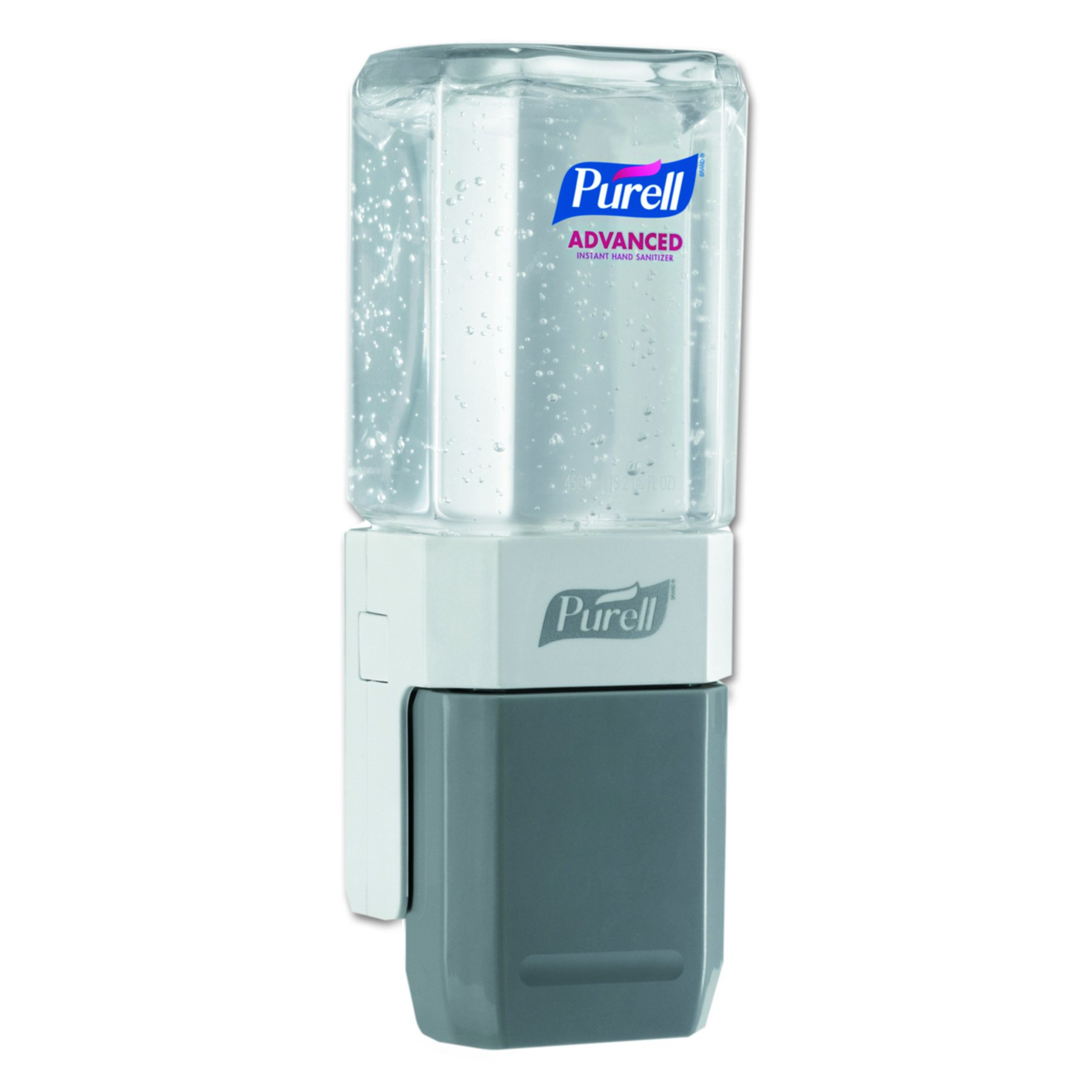PURELL 1450-D1 Instant Hand Sanitizer Dispenser with Refill for 450 mL Refills, White